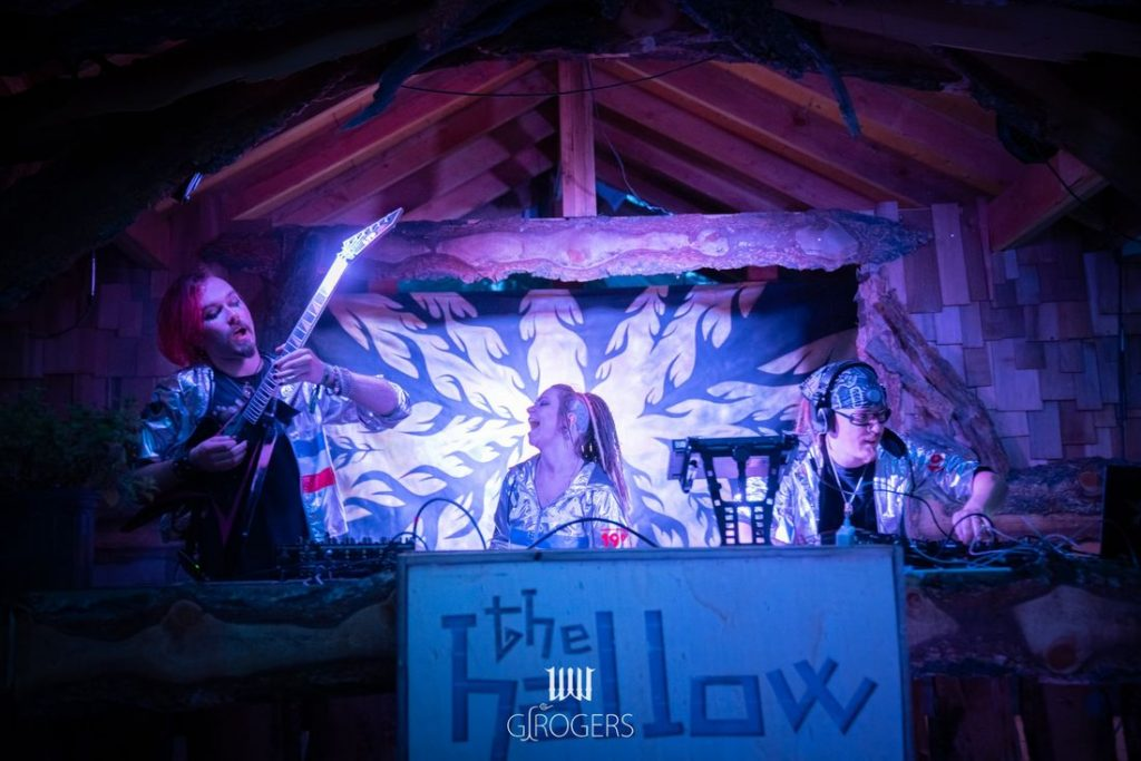 Wicked Woods 2019 w/ Kali Yuga & The Genesa Project